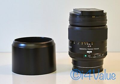 Bokeh King!! Mint Sony 135mm f/2.8 STF Lens SAL135F28, MSRP $1400