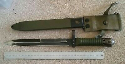 Spanish Bayonet Knife