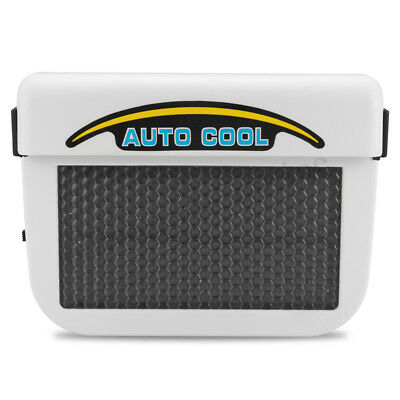 Solar Powered Car Window Windshield Auto Air Vent Cooler Cooling Fan  UK ES