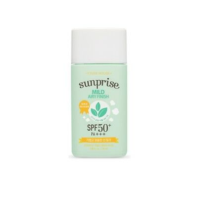 [ETUDE HOUSE] Sunprise Mild Airy Finish SPF50+ PA+++ 55ml Sunscreen