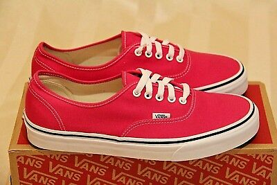 Vans Authentic 'Very Berry' New (Size US10) max Skate Dress air era old skool