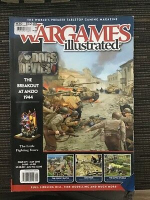 Wargames Illustrated Issue 271 May 2010