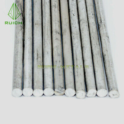 10pcs Magnesium Rod High Purity 99.9% Magnesium metals Emergency Fire Starter