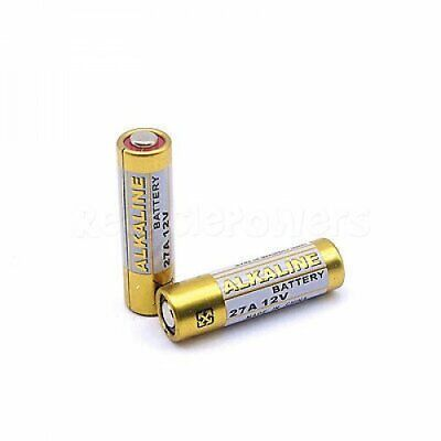 5 pcs 27A MN27 V27GA L828 A27 B-1 12V Alkaline Battery G27A MN27 MS27 GP27A