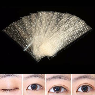 120Pcs Invisible Lace Double Eyelid Tape Stickers Technical Eye Makeup Beauty