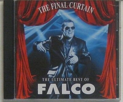 CD  Falco  the Ultimate best of ( the final curtain )