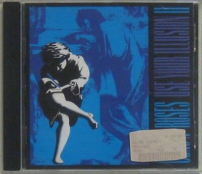 CD  Guns n Rose use your Illusion II