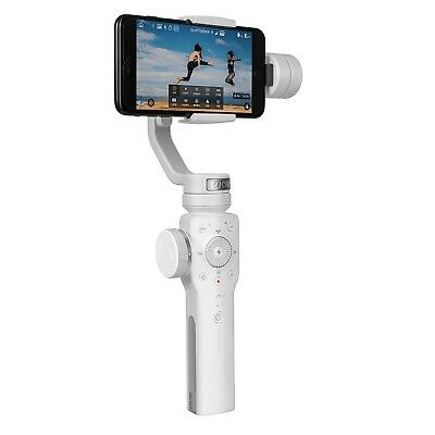 Zhiyun Smooth 4 weiß Gimbal