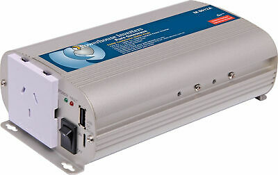12V 400W Pure Sinewave Inverter with USB suits for Clocks Microwaves Laptops etc