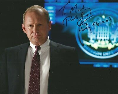 Peter Firth Hand Signed inscribed photo UACC Dealer