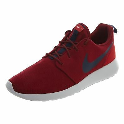 huge discount 68ea4 7d01c Nike Roshe One Running Shoes Red Mens Size 13 New 511881-609
