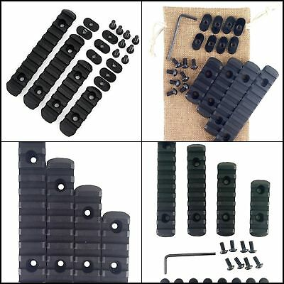 M Lock Picatinny Rail Polymer Section Kit Magpul Magazine Injection Molded S...