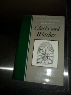 Clocks and Watches (Antique Collectors' Guides), Smith, Alan, Good Condition Boo