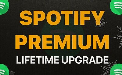 *NEW* SPOTIFY Premium | 12 Months [ PRIVATE ] Worldwide Fast delivery- LIFETIME
