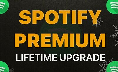 Spotify Premium Account - LIFETIME - Personal Account - Worldwide 🔥🔥