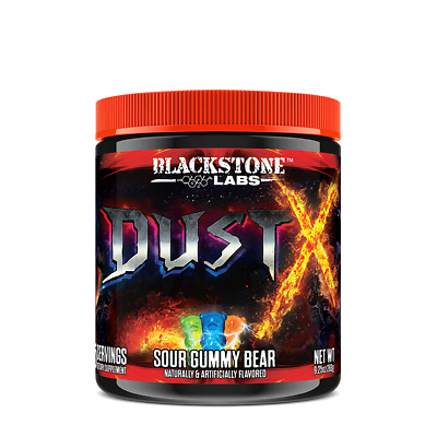 Blackstone Labs DUST X DMHA Pre-Workout DustX Extreme - 25 Servings