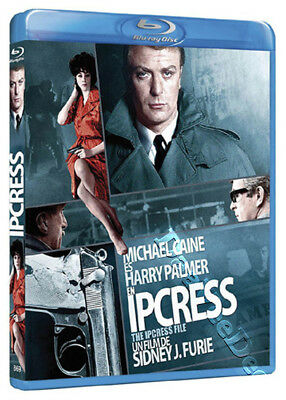 The Ipcress File NEW Arthouse Blu-Ray Disc Sidney J. Furie Michael Caine N.Green