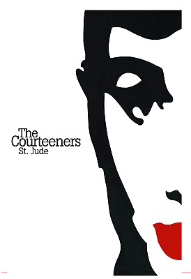 Framed Courteeners St Jude Album Cover Poster 2008 Gig Event Tour The Band Merch