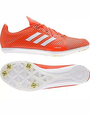 pretty nice a0286 7c4a9 Adidas Adizero Ambition 4 Mens Track  Field Spikes Distance Running Shoes  7.5