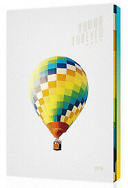 BTS Special Album [Young Forever] Day Ver 2CD+Photobook+Polaroid