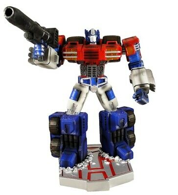 """Transformers Optimus Prime The War Within Polystone Collectible Palisades 8"""""""