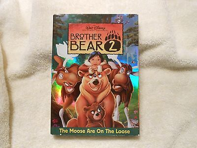 DISNEY Brother Bear 2 (DVD, 2006)**MINT CONDITION** **GENUINE**