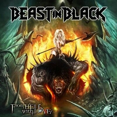 BEAST IN BLACK - [From Hell With Love] Album CD Sealed