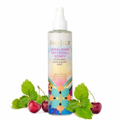 Pacifica Himalayan Patchouli Berry Perfumed Hair & Body Mist 177ml 100% Vegan