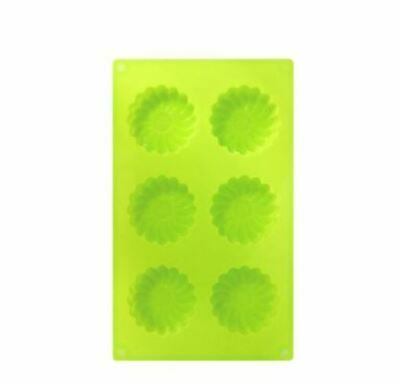 Chrysanthemum Six balls  Silicone soap Mould plaster Mold