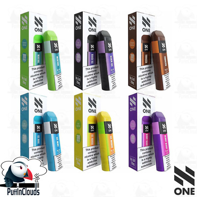 N One Disposable Vape Pods