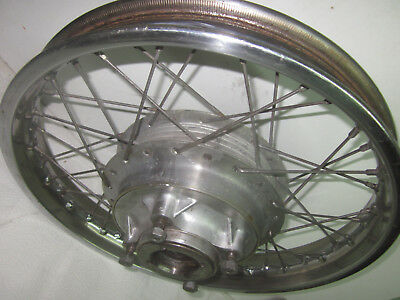 CB500 Four CB550 F 71-77 Hinterrad rear wheel DID 1:85X18 500/4 SOHC SuperSport