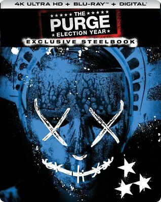 The Purge Election Year Digital Code Only From 4K Disk