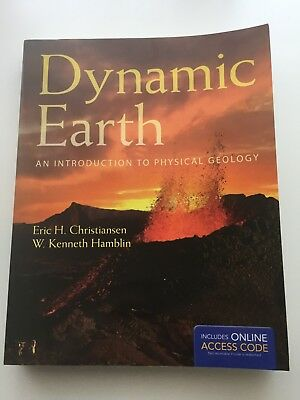 Dynamic Earth by Eric H. Christiansen, W. Kenneth Hamblin (Paperback, 2014)