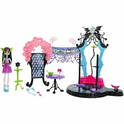 Welcome to Monster High Dance - The Fright Away Spielset - inkl Draculaura Puppe
