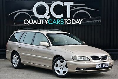 Vauxhall Omega 2.6 V6 Elite Estate Automatic Auto *Just 78k Miles*