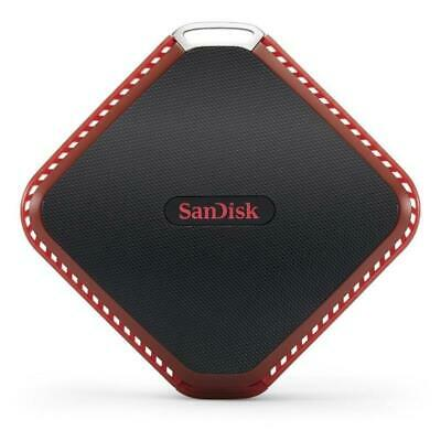 SanDisk, 480 GB USB 3.0 Extreme 510 Portable Solid State Drive