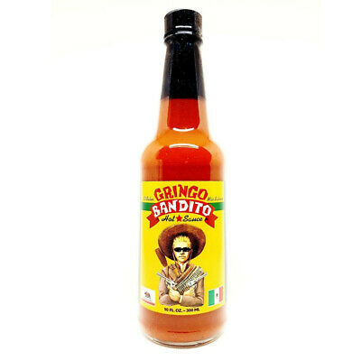 Gringo Bandito Hot Sauce Red Variety- Official Australian Distributor
