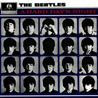 The Beatles - A Hard Day's Night (Original Soundtrack, CD)