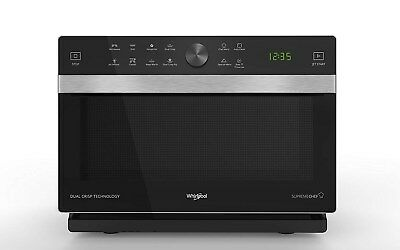 four micro ondes multifonctions WHIRLPOOL MWP 338 SBsuprême chef