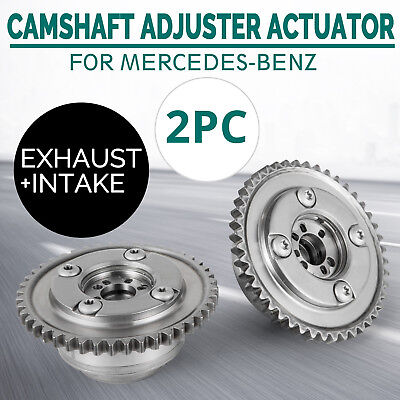 Tr Camshaft Adjusters Actuators for Mercedes Benz W204 C250 SLK250 1.8 2.5L Pop