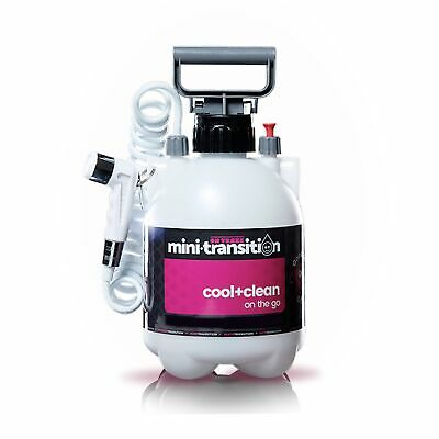 Outdoor Portable Camping Shower Kit: Water Pump Camp Shower and Rinse Station