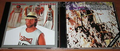 2CD set Mike Rutherford - Smallcreep's Day & Acting Very Strange