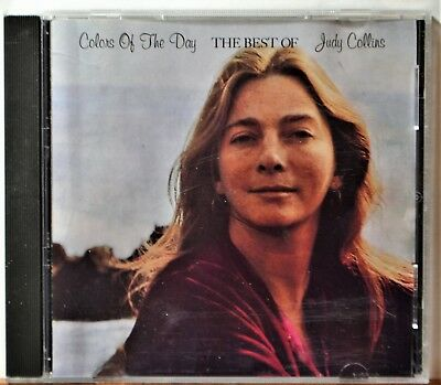 Colors Of The Day, The Best Of Judy Collins