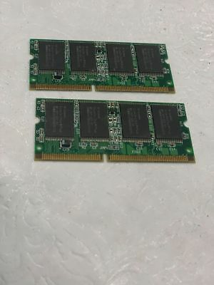 LOT OF 12 64MB M-Systems DiskOnChip 2000 MD2202-D64 MD2202-D64-P Flash Memory