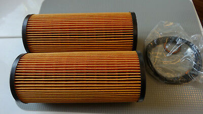 MANN Filter (004)  HU 947/1 z-2 micro Top (2Filter plus Dichtungssatz)