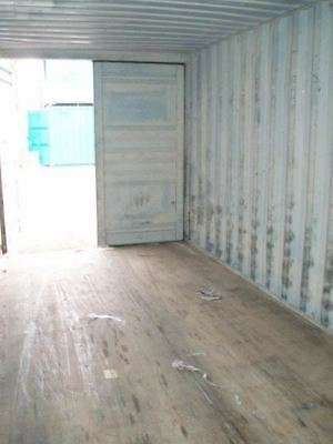 Must Sell This Week! Brandon, Fl Used 20Ft Wwt Shipping Container