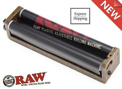 NEW Roller Raw Rolling Machine 110mm King Size Rolling Papers Classic Bundle