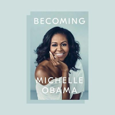 Becoming by Michelle Obama (Book PDF) instant delivery
