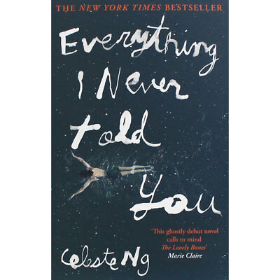 Everything I Never Told You by Celeste Ng (Paperback), Fiction Books, Brand New