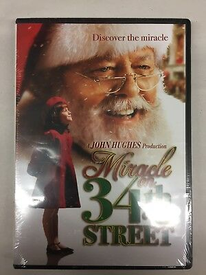 Miracle on 34th Street, (DVD,NEW) Free Shipping
